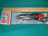 Нож с металлической направляющей под лезвие 18мм I