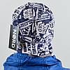 Комплект шапка+бафф, трикотажный, фото 3