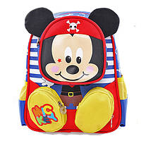 Рюкзак детский пират Микки Маус