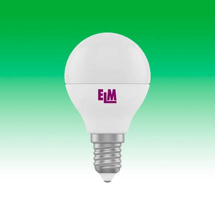 Светодиодная лампа LED 4W 4000K E14 ELM D45 (18-0016), фото 2