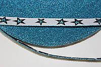 ТЖ 10мм (50м) белый+черный+голубой , фото 1