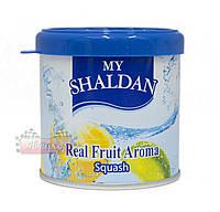 Освежитель гелевый MY SHALDAN ♨ аромат Squash ✔ 80 гр. ⚠ Тайланд