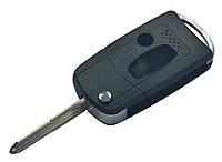 Заготовка MITSUBISHI GRANDIS, LANCER выкидной ключ 3 кнопки (корпус)