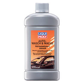 Шампунь з воском Auto-Wasch&Wachs 0,5 л