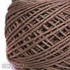 Пряжа хлопковая Ярослав, цвет 160 коричневый