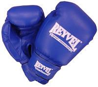 Боксерские перчатки Reyvel Blue Винил