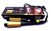 Плойка для волос 2 в 1 Rozia Hair Straightener