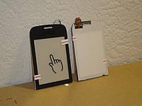 #4 Сенсор тачскрин Nokia Asha 202/203 + скотч