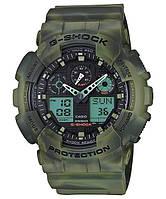 Часы Casio GA-100MM-3A! ОРИГ! Гарантия- 24 мес!