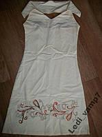 Платье-сарафан для стройной девушки