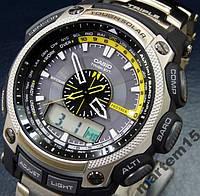Мужские часы CASIO PRW-5000T-7ER Оригинал! Гарантия - 24 мес.