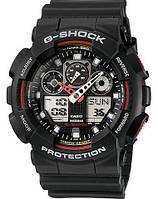 Мужские часы Casio GA-100-1A4ER! ОРИГ! ГАРАНТИЯ - 24 мес