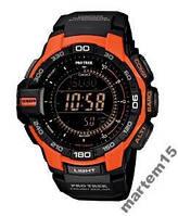 Мужские часы CASIO ProTrek PRG-270-4E! ОРИГИНАЛ! Гарантия - 24 мес.