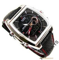 Часы CASIO EFA-120L-1A1! ОРИГИНАЛ! Гарантия - 24 мес.
