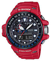 Часы Casio GWN-1000RD-4AER! ОРИГ! Гарантия- 24 мес