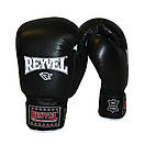 Боксерские перчатки Reyvel кожа 14oz. , фото 4