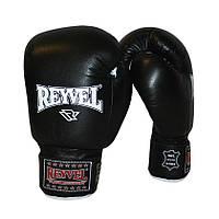 Боксерские перчатки Reyvel кожа 8oz.