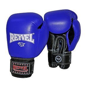 Боксерские перчатки Reyvel кожа 10oz.