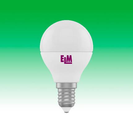 Светодиодная лампа LED 5W 4000K E14 ELM D45 (18-0020), фото 2