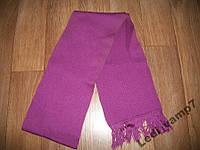 Теплый шарф для девочки