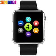 Часы Smart Watch SKMEI 1152 silver! В Наличии!