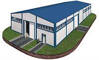 Ангары, склады быстровозводимые здания