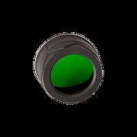 Диффузор фильтр для фонарей Nitecore NFG34 (34mm), зеленый
