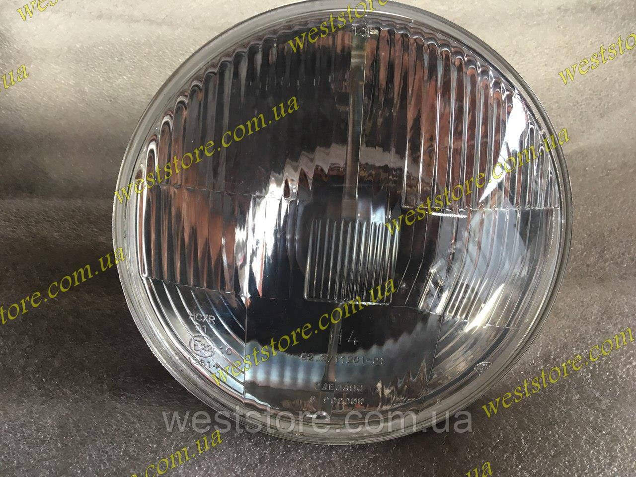Оптика Ваз 2101,2121 Нива (без подсветки с отражателем под галогенку H4 )