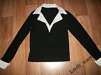 Рубашка блузка двойка р.44-46