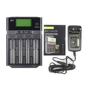 Bluetooth зарядний для 18650 , AA , AAA акумуляторів ESYB E4