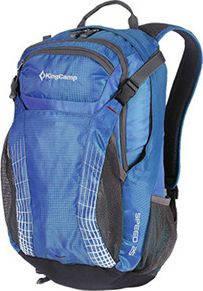 Удобный спортивный рюкзак 25 л. KingCamp SPEED (KB3312) Dark blue, синий