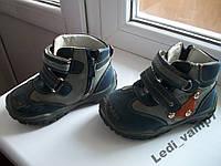 Ботиночки демисезонные для мальчика