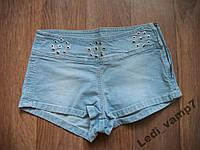 Шорты летние джинсовые р.42
