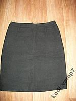 Черная юбка классика р.44-46