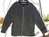 Мужская дубленка куртка на меху р.50