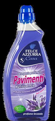"""Средство для мытья пола и поверхностей """"Лаванда"""" Felce Azzurra Италия 1000 мл"""