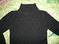 Теплый свитер р.44