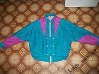 Куртка утепленная демисезонная р.46