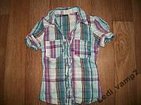 Рубашка летняя для девочки р.36