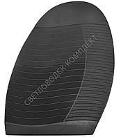 Подметка BENCHMARK-SUPER, т.2.5 мм, р.2 (маленький), цв. черный