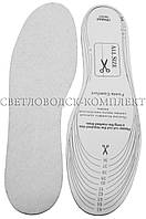 Стельки для обуви из вспененного латекса LS-002