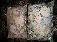 Подушка пухо-перьевая 40х60 2 штуки