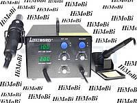 Термовоздушная Паяльная станция Lukey 852D+ компрессорная