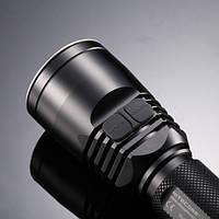 Фонарь Nitecore CU6 (Cree XP-G2 R5 + ultraviolet LED, 440 люмен, 13 режимов, 1x18650)