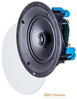 Paradigm H65-R потолочный динамик с круглым грилем 92 мм глубина, фото 1