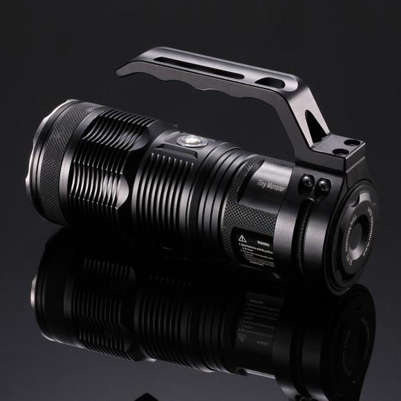 Держатель для фонарей ручной Nitecore NHM10 (для TM серии)
