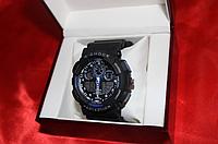 Часы в стиле Casio GA-100