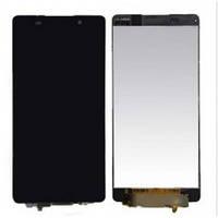 Дисплей для Sony Xperia Z5 E6603, Xperia Z5 E6653, Xperia Z5 Dual E6683 + с сенсором (тачскрином) Black