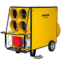 MASTER BV 690 FS дизельный воздухонагреватель (220 кВт, 21,7 л/ч, 12500 м.куб./ч, непрям.нагр.)