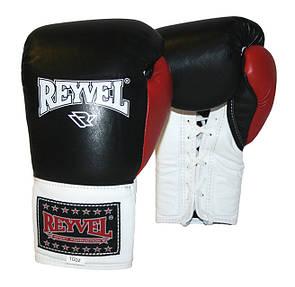 Боксерские перчатки PRO Reyvel 8oz.